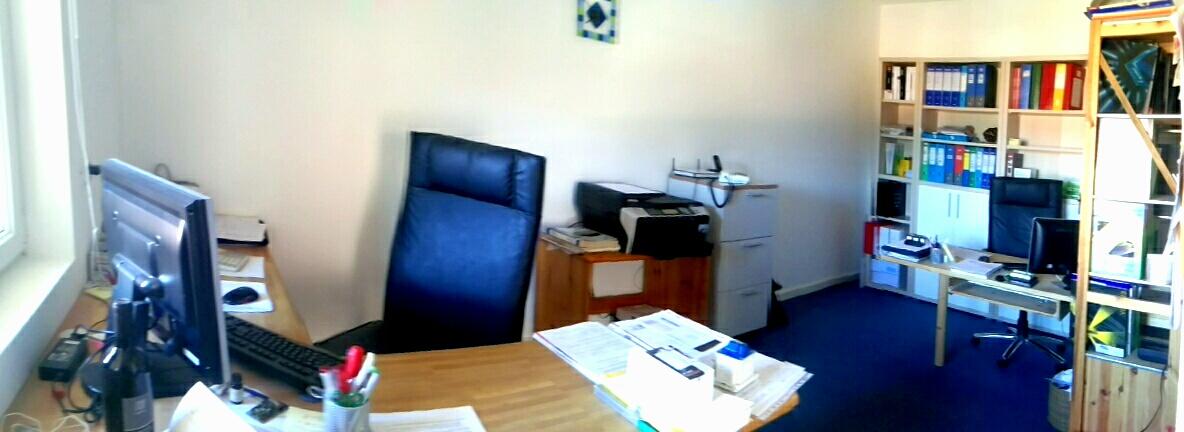 Büro von Elektro Zwei-A in Montan