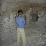 Planung der Entfeuchtungsanlage in einer Kirche in Jerusalem